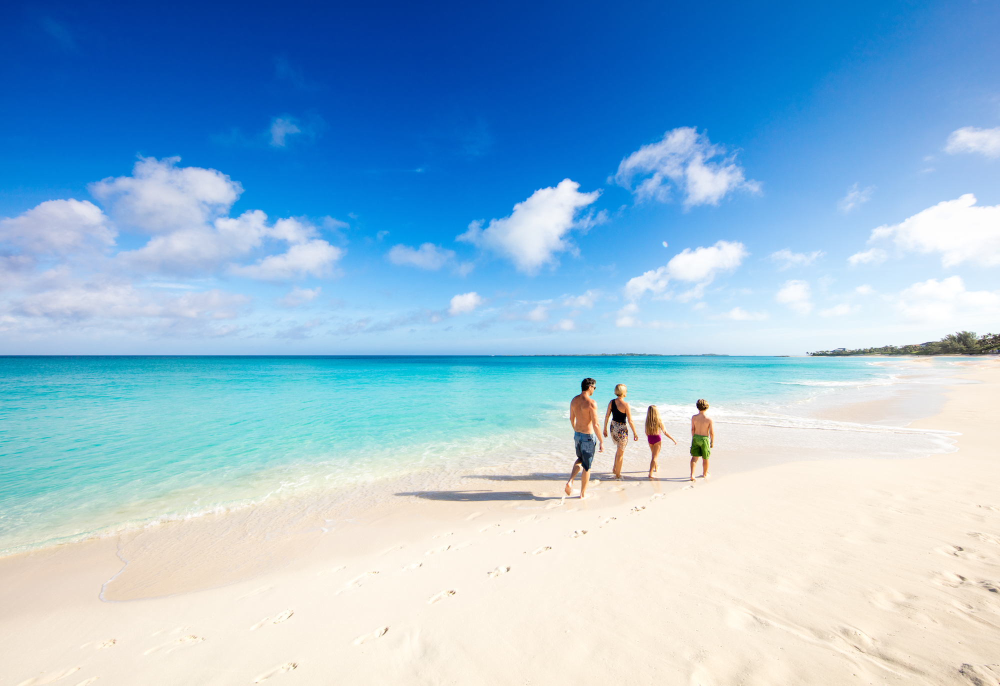guide to the bahamas with kids