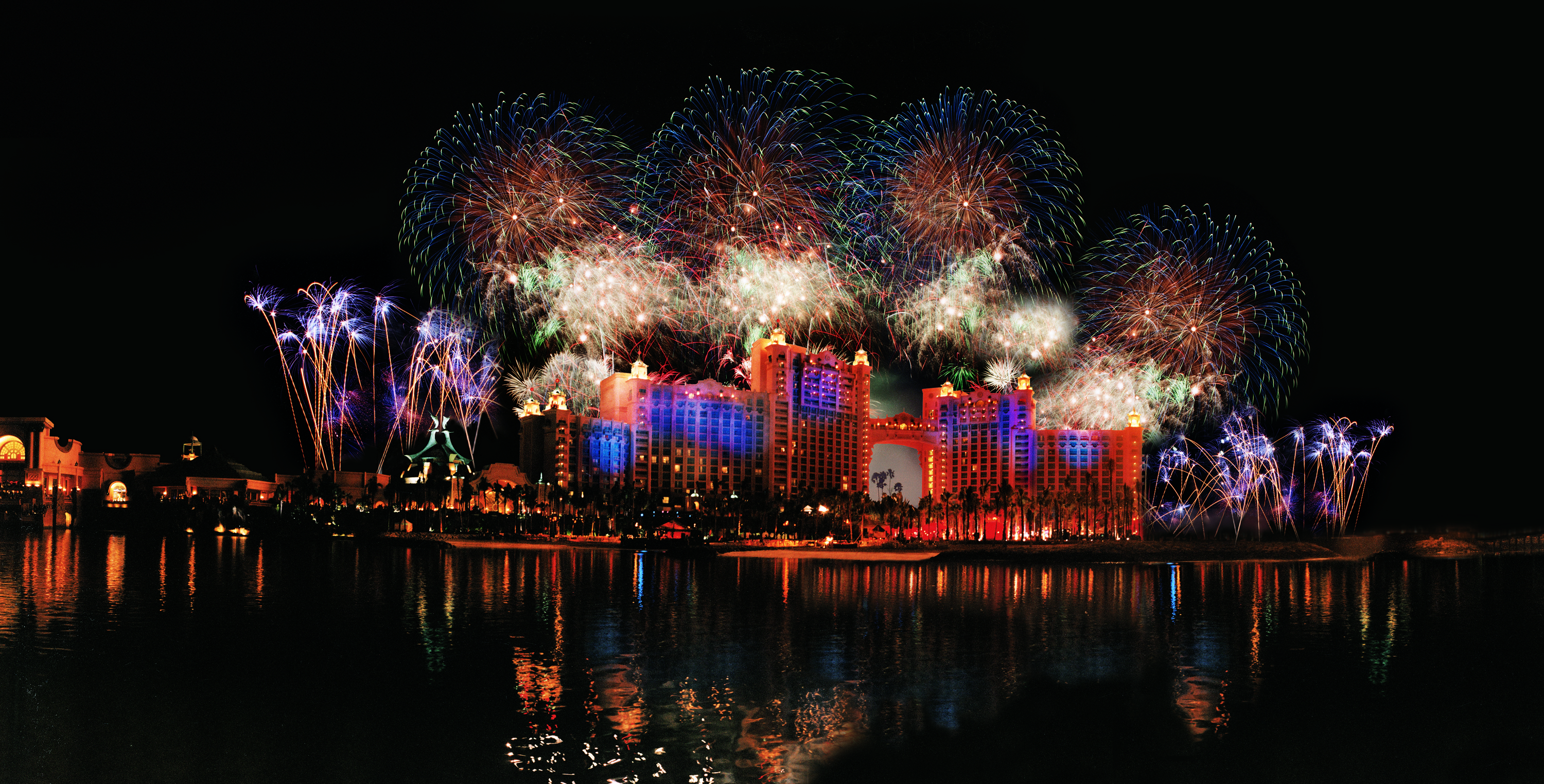 What Are You Doing New Year S Eve Nassau Paradise Island