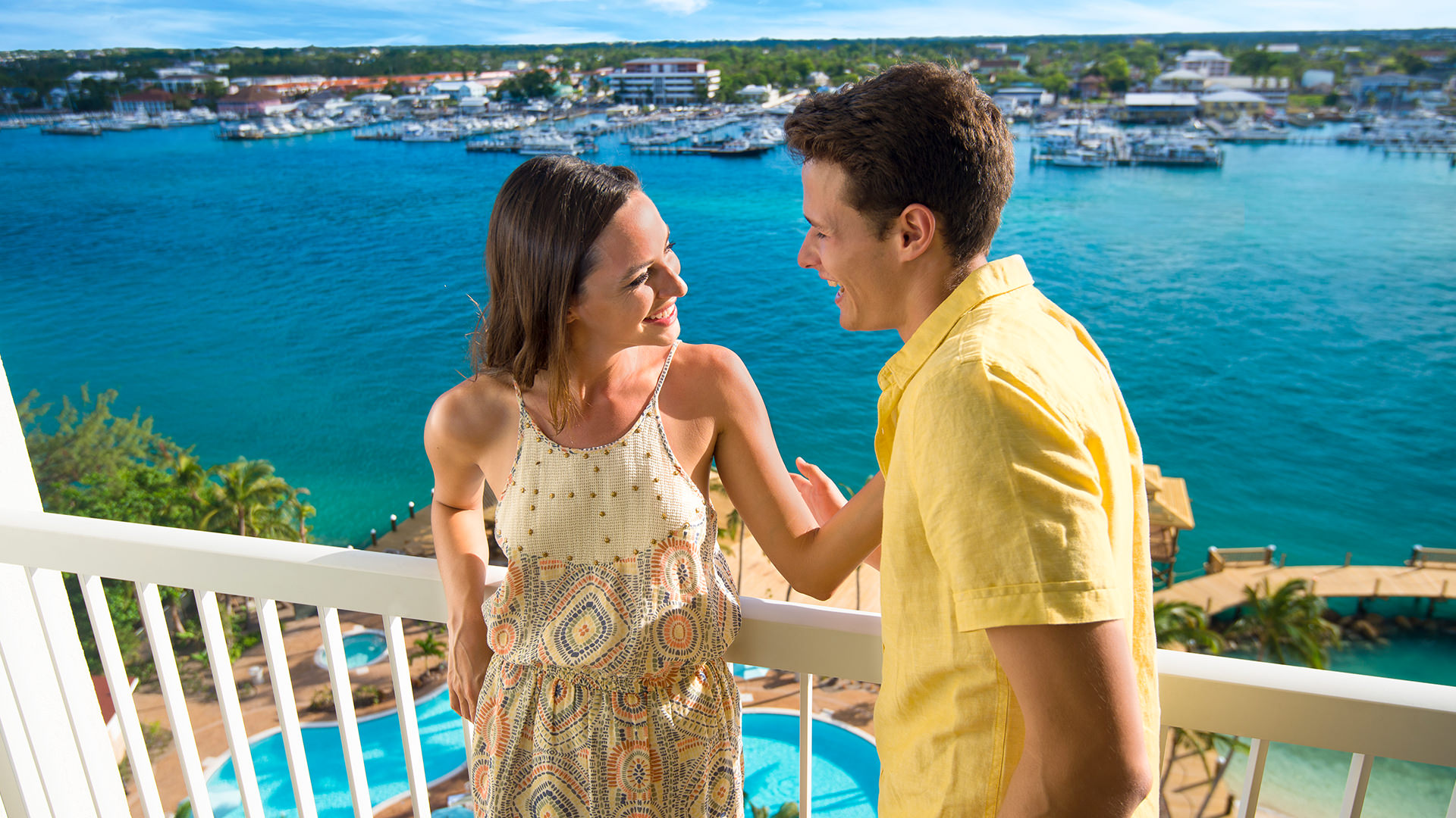 Adults-Only Vacations In The Bahamas