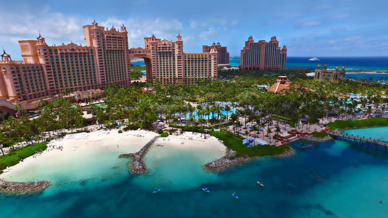 Official nassau paradise island bahamas vacation guide fandeluxe Gallery
