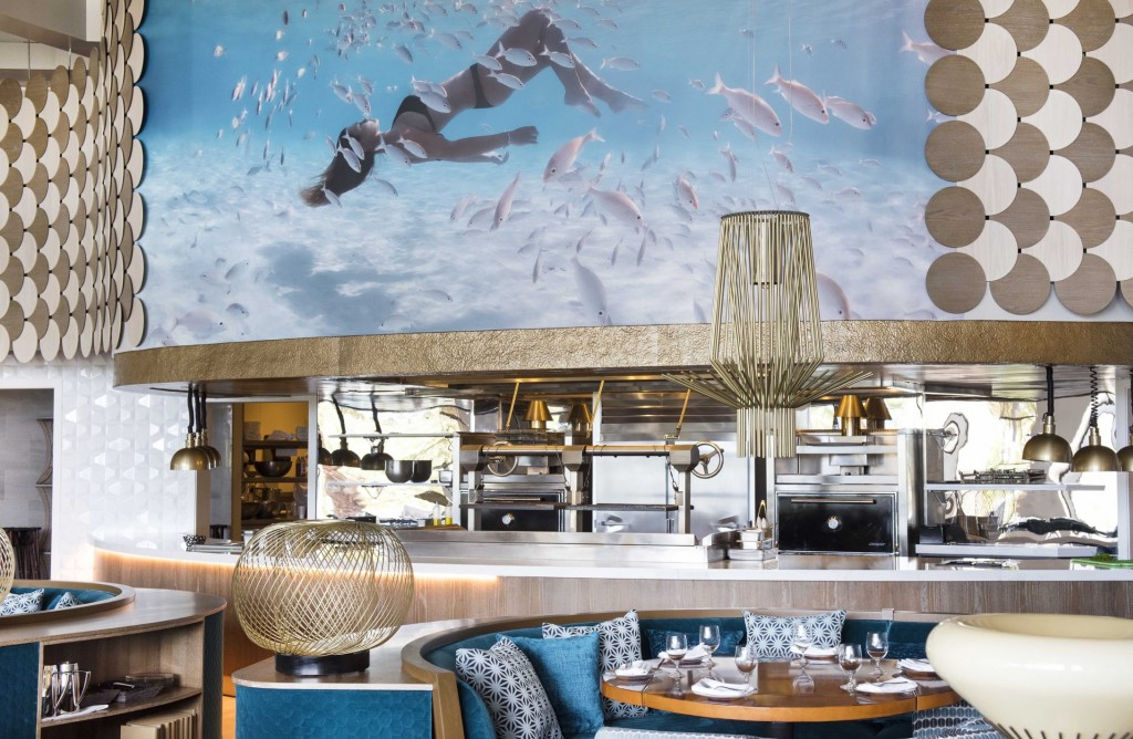 Main Dining Room Fish by Jose Andres
