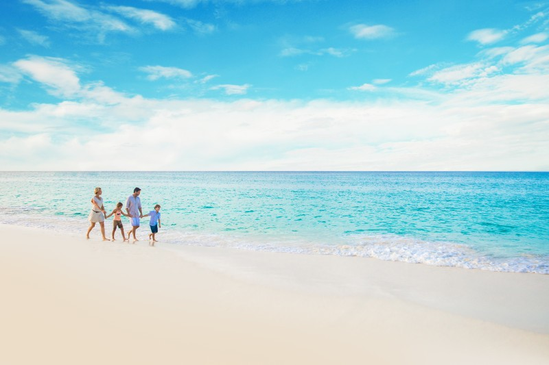 Nassau Paradise Island, Bahamas beaches are some of the most beautiful in the world.