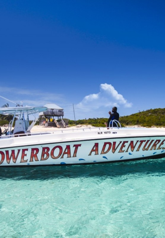 Powerboard Adventures in Nassau Paradise Island, The Bahamas