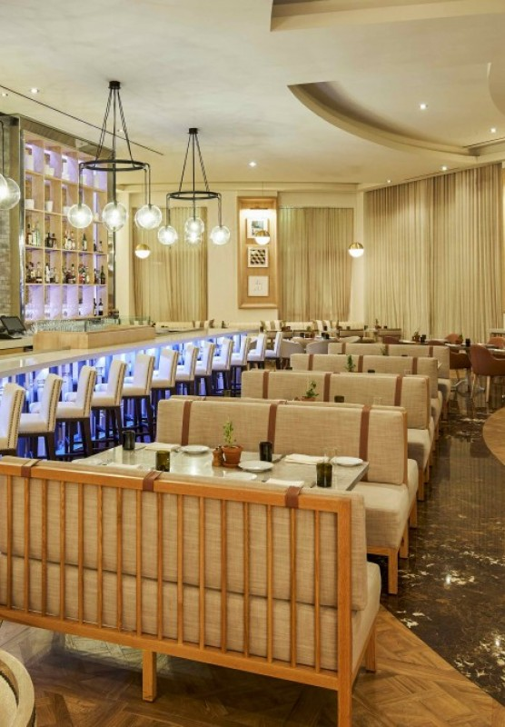 Fi'lia restaurant at SLS Baha Mar